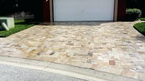 cost of pavers vs concrete stamped concrete patio or inspirational cost patio vs stamped concrete