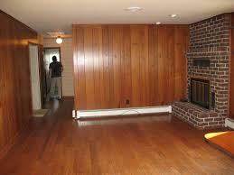 Image of: Faux Painted Wood Paneling