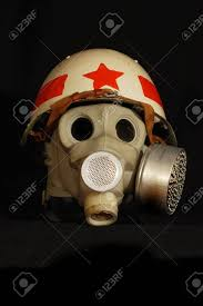 M40 Gas Mask Size Chart Soviet Battle Helmet M40 1940 Painted For Military Police