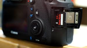 Cẩm nang sử dụng thẻ nhớ máy ảnh số