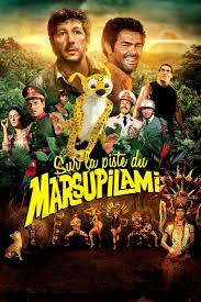 HOUBA! On the Trail of the Marsupilami (2012) Movie. Where To Watch  Streaming Online & Plot