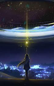 27++ Anime Galaxy Wallpaper Girl - Baka ...