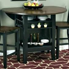half round dining tables circle table kitchen fabulous plan with home design surprising for small spaces