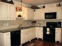 kitchens with white cabinets and black appliances. White Cabinets Black Appliances With Kitchen Pictures Kitchens And R