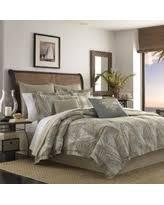 tommy bahama bedspreads. Tommy Bahama Raffia Palms Comforter Set (Brown/Sand - Queen) Bedspreads D