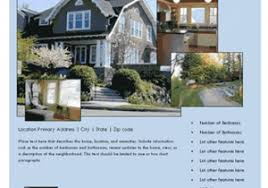 Rental Flyer Template 14 Free Flyers For Real Estate Sell Rent House