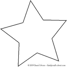 printable star this years most beautiful paper christmas ornaments and crafts