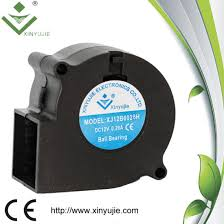 60mm electrical blower fan for printer dc blower motor winding data 3000rpm sleeve bearing dc ceiling motor