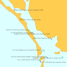 Causeway Tide Chart St Petersburg Beach Causeway Florida Tide Chart