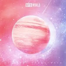 World Itunes Album Chart Bts World Original Soundtrack Wikipedia