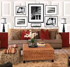 decorating wall behind sofa vintage decor couch prix