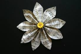 Recycled Flower Paper How To Recycled Paper Mothers Day Brooch Crafting A