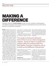 Hudson provides unparalleled expertise and exceptional service in each of the market segments we serve. Insurance Business America Issue 6 09 By Key Media Issuu