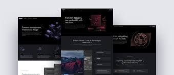 Part 2 Design Part 2 Content Design And Visual Direction Webflow Design