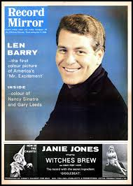 Pop Charts 1966 Record Mirror February 5 1966 1960s Music Magazines
