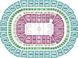 Pittsburgh Arena Seating Chart Breakdown Of The Ppg Paints Arena Seating Chart Pittsburgh
