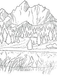 lion coloring page mountain lion coloring page pages mountains lion king coloring pages to print