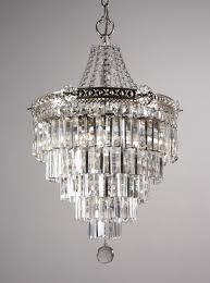 one other image of glass beads chandelier