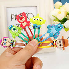 Ellen Brook <b>1 Piece Creative</b> Lovely Toy Story <b>Bookmarks</b> for Book ...