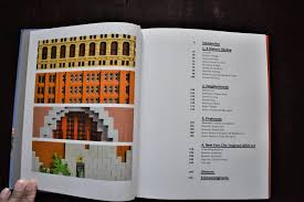 The Art Of Lego Design Book Book Review New York City Brick By Brick Archbrick Daily