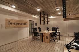 Interior Design For Office Inspiration IT Office Industrial Style Interiors Designed By Ezzo Design