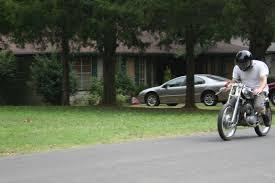 honda cb vintage racing and motorcycles image