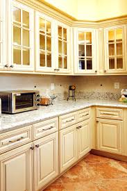 Kitchen Cabinets:B And Q Glazed Kitchen Cabinet Doors Glazing Kitchen  Cabinets Ideas Cinnamon Maple