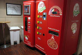 Pizza Vending Machine Locations Usa Beauteous Vending Machines You Never Knew Existed Cheapflights