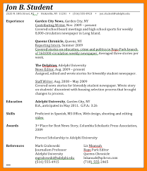 How To List Education On Resume Best How To List Your Education On A Resume 28 Player