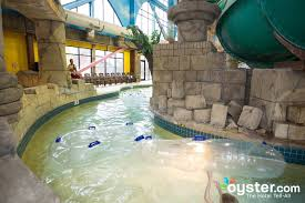 medusa s indoor waterpark at the mt olympus resort