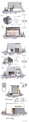 modern architectural drawings. ARCHITECTURAL DRAWINGS | Pinterest House Illustration, Cube And Architecture Modern Architectural Drawings