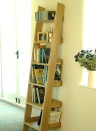 corner ladder corner ladder bookcase solid oak ladder shelves solid oak ladder shelf oak ladder shelving
