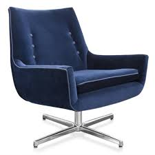 Navy Blue Living Room Chair Small Living Room Chairs That Swivel Living Room Design Ideas