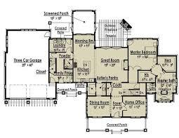 house plan 7806 00005 craftsman plan