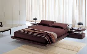 Modern italian contemporary furniture design Living Room Furniture Accessoriesminimalist Modern Bedroom Ideas With Small Contemporary Wood Platrorm Bed And Chocolate Brown Mumbly World Furniture Accessories Minimalist Modern Bedroom Ideas With Small