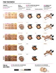 Choosing Your Baremineral Base Colors In 2019 Bare