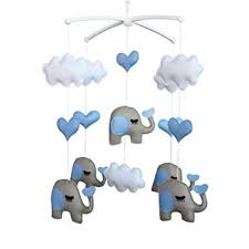 <b>Cute Newborn Baby Bed</b> Bell, <b>Pretty</b> Hanging Decor Gift [Elephant ...