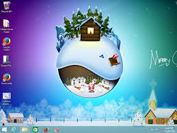 Windows 10 Winter Theme Christmas 2015 Theme For Windows 10 Windows 7 And Windows 8