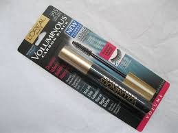 l oreal paris voluminous carbon black