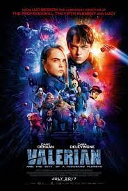 Valerian and the City of a Thousand Planets (2017) - Filmaffinity