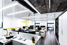 creative office interior design. Unique Design Interior Modest Creative Office 9 With Design