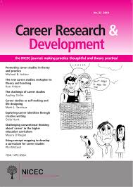 Career Research & Development the NICEC journal: making practice  thoughtful and theory practical