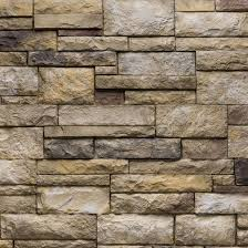panelized stone veneer with natural