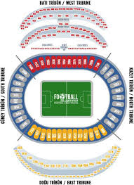 Atatürk Olympic Stadium Beşiktaş J K Football Tripper