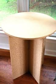 30 inch round decorator table wood composite round particle board table decorator entertaining inch repair 30