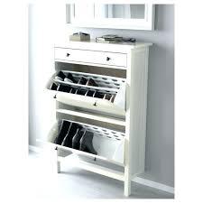 Ikea Hemnes Shoe Cabinet White Cubby Bench Storage Uk. Dover Shoe Bench  White Hall Storage Hallway.