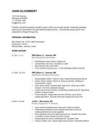 Resume Templates Google Gorgeous 48 Google Docs Resume Template To Ace Your Next Interview