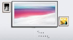 samsung tv picture frame. samsung, samsung the frame tv, art tv, 4k tv picture o
