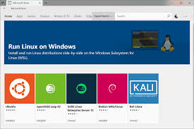 Windows 1 Microsoft Build Day 1 Windows Subsystem For Linux Gets More