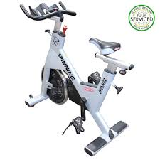 star track spinner nxt used spin bike